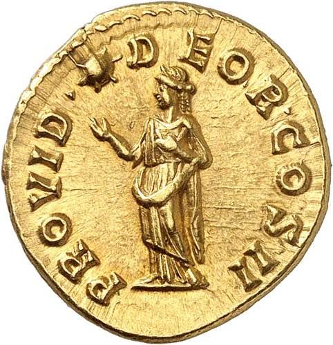 Pertinax 193. Aureus 193, Rome. ...