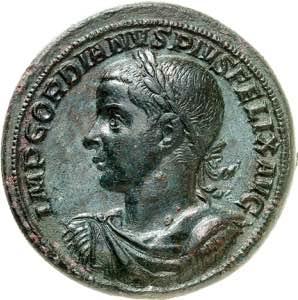 Gordien III, 238-244. ...
