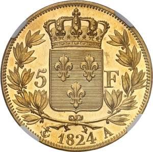 Charles X, 1824-1830. 5 ...