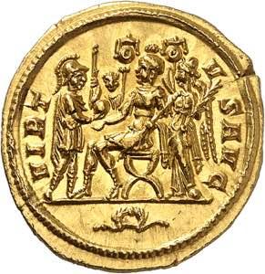 Probus 276-282. Aureus ...